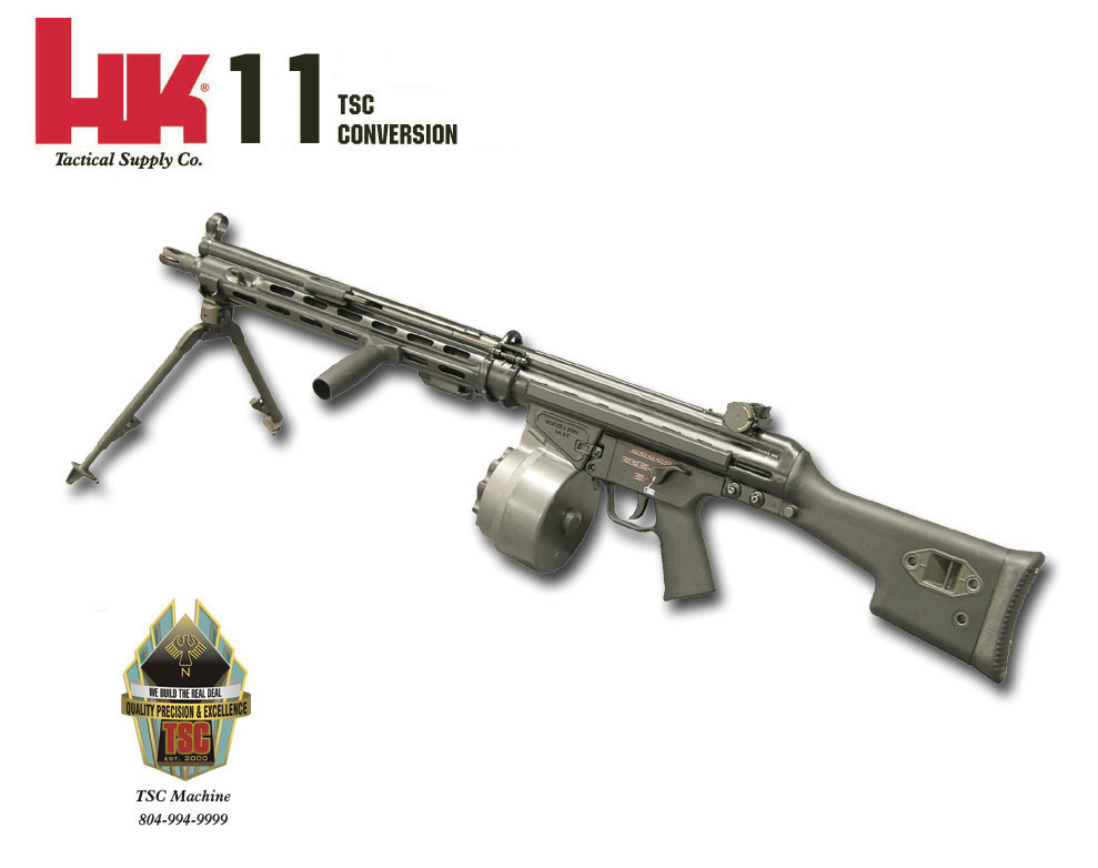 TSC Machine — HK 11-11K